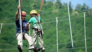 Giochi e sport a Dynamo Camp