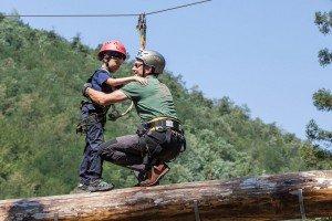 Sport e terapia ricreativa a Dynamo Camp