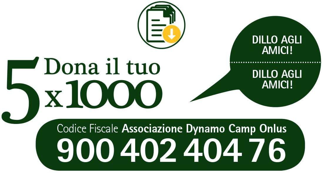 Codice fiscale Dynamo Camp
