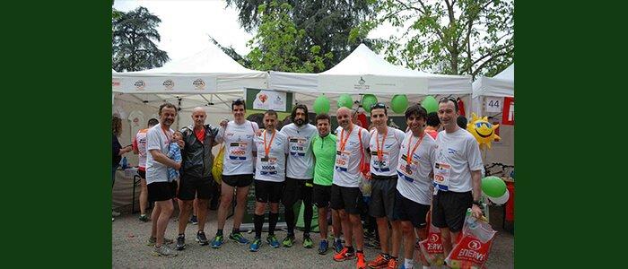 Milano Marathon: in 407 per tornare ad essere bambini