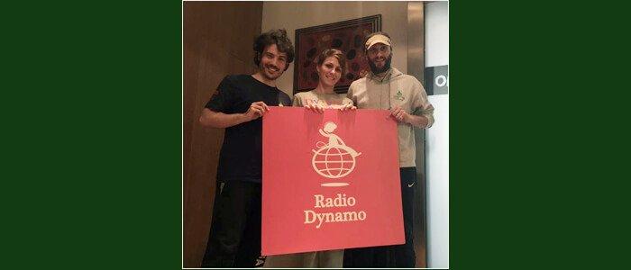 Paypal Foundation e Italian Give Team in tappa con Radio Dynamo