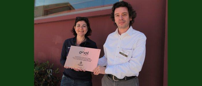 "Enel Cuore Onlus sostiene il ""Learning Center"""