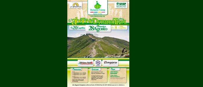 28 agosto: 6° Abetone Dynamo Trail
