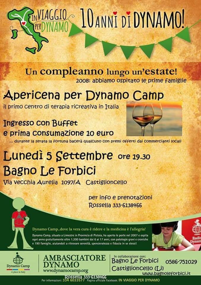 locandina evento Castiglioncello