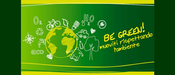 17 e 18 settembre: Be Green