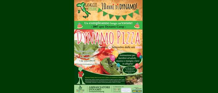 25 settembre: Dynamo Pizza