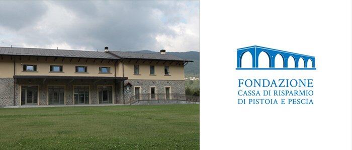 """La nuova """"Cabin E"""" ringrazia Fondazione Cassa di Risparmio di Pistoia e Pescia"""
