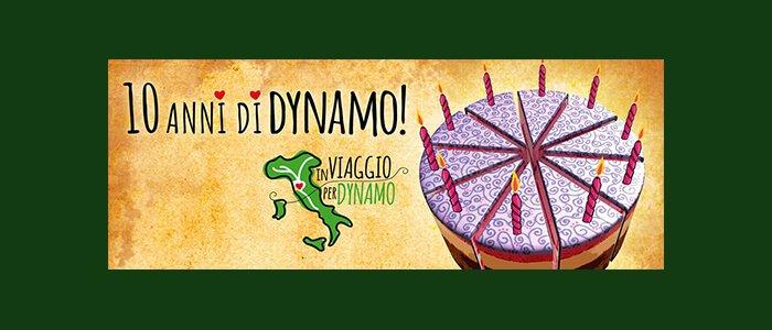 In Viaggio per Dynamo 2016