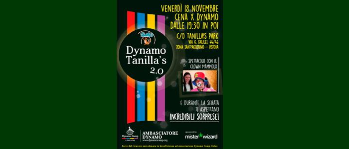 18 novembre: Dynamo Tanilla's 2.0