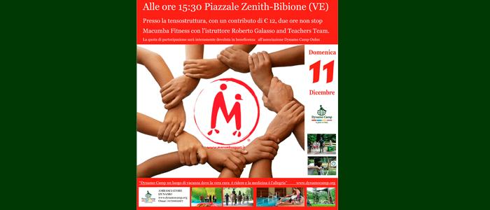 11 dicembre: Macumba Fitness