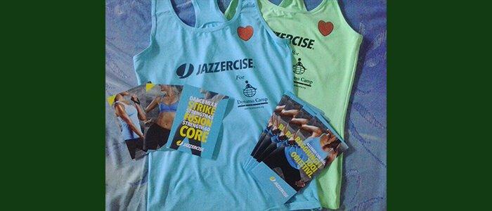 Jazzercise per Dynamo Camp