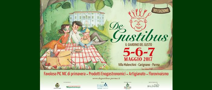 5-7 maggio: De Gustibus