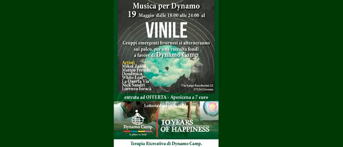 19 maggio: Musica per Dynamo