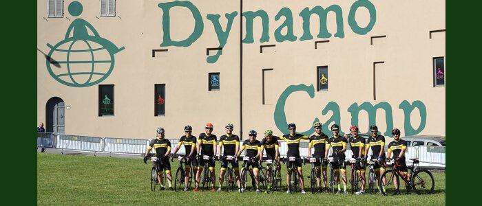 Fastweb scende in campo a sostegno di Dynamo Camp