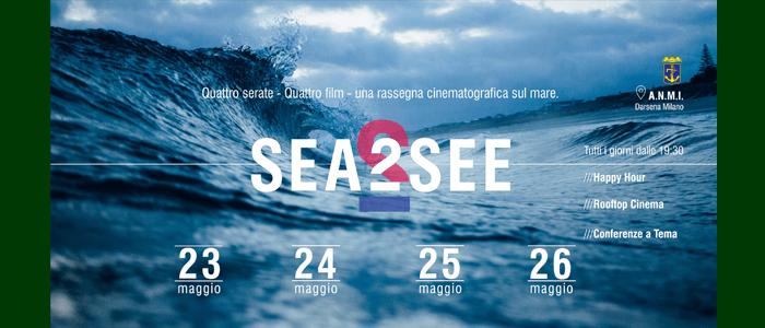 23/26 maggio: Sea2See