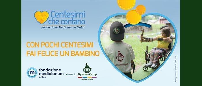 Fondazione Mediolanum, anche quest'anno al nostro fianco