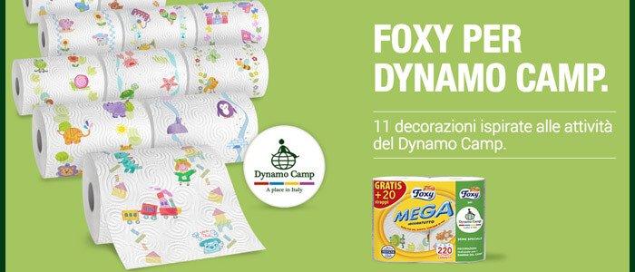 Foxy: piccoli creativi in azione