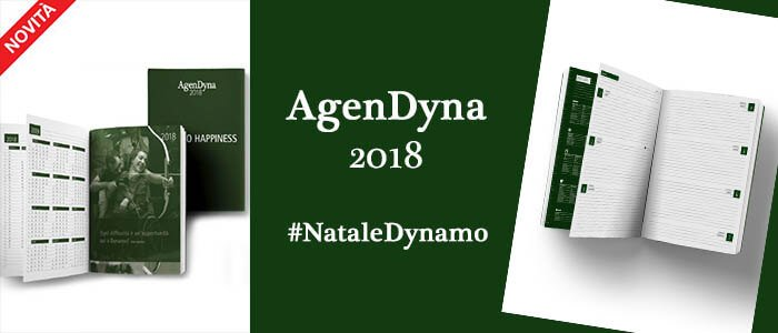 Natale Dynamo: scopri la nuova AgenDyna 2018