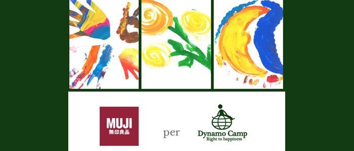 I colori di Dynamo Camp in mostra da MUJI
