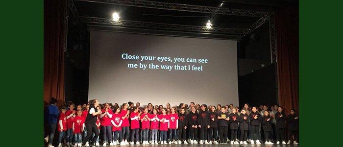 G-Style School sul palco di Dynamo Camp