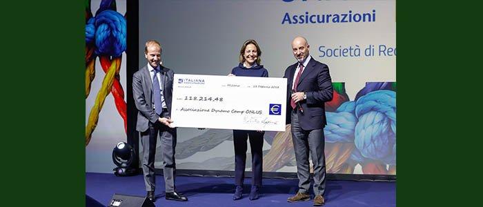 Italiana Assicurazioni: grande lavoro, grande risultato