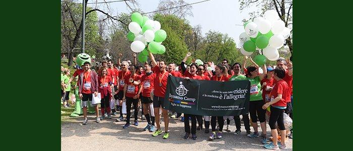 Milano corre la Marathon per le famiglie di Dynamo Camp