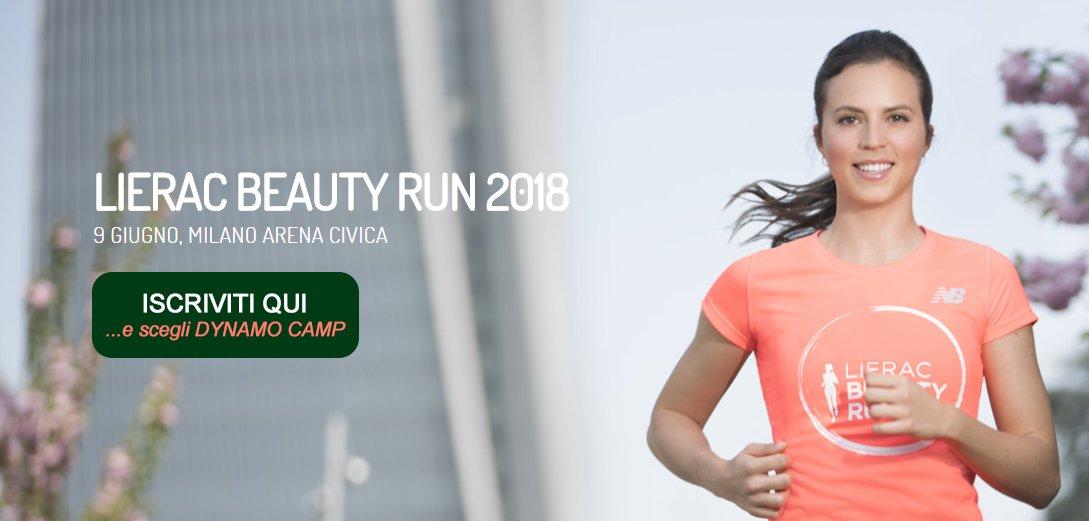 Donne per Dynamo alla Lyerac Beauty Run