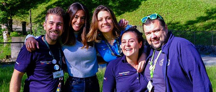 Abercrombie & Fitch: USA, Italia, Svizzera e Spagna per Dynamo Camp