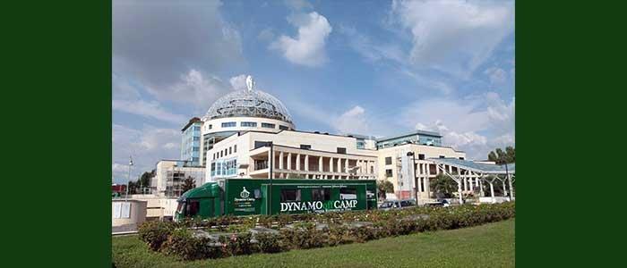 Dynamo a Milano: la Terapia Ricreativa in ospedale