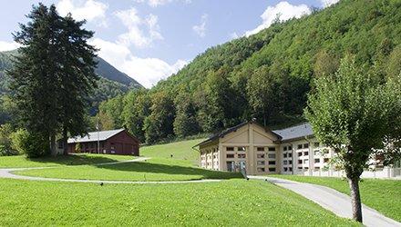 Dynamo Camp il camp