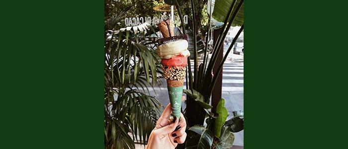 CioccolatItaliani, quando un gelato è veicolo di solidarietà