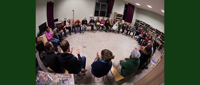 Volontari, formati per la Terapia Ricreativa Dynamo