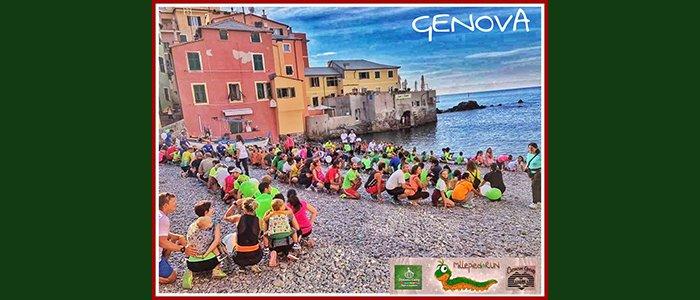 Millepiedi Run: di corsa per l'Italia per Dynamo Camp