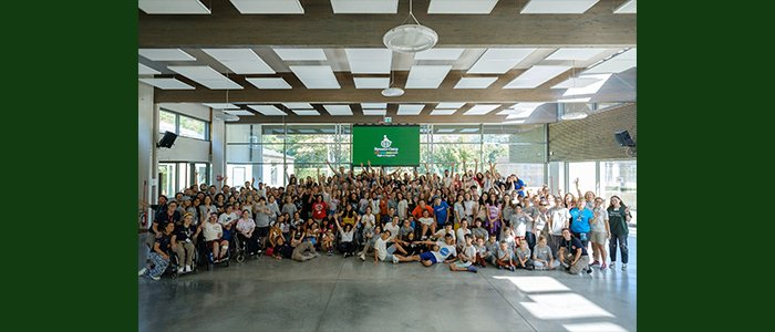UniCredit Foundation porta i bambini internazionali a Dynamo Camp
