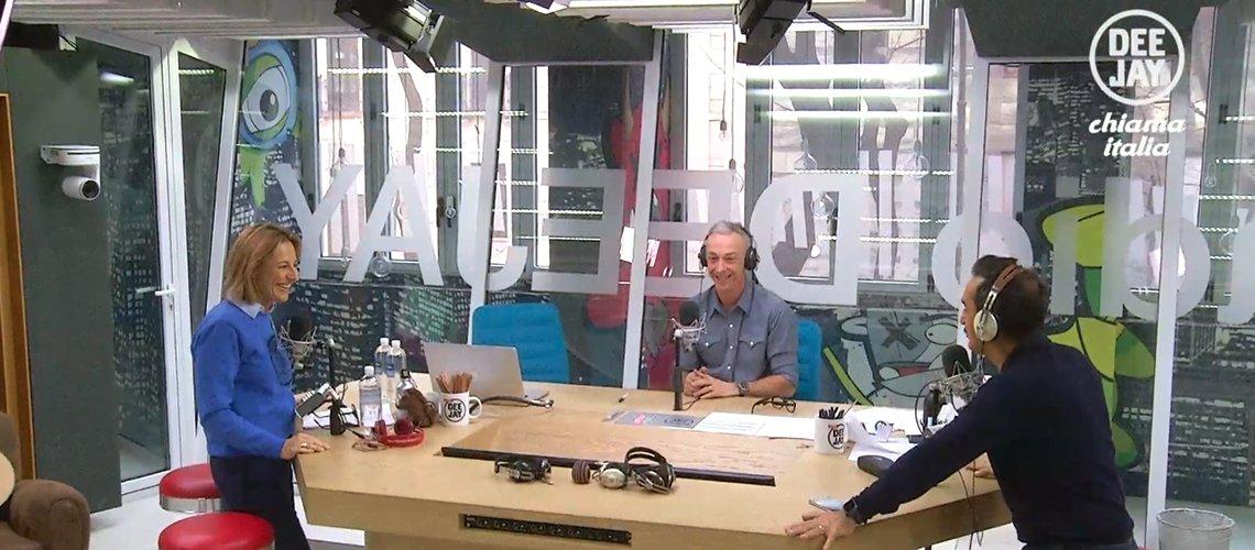A Radiodeejay Linus e Nicola Savino sostengono Dynamo Camp
