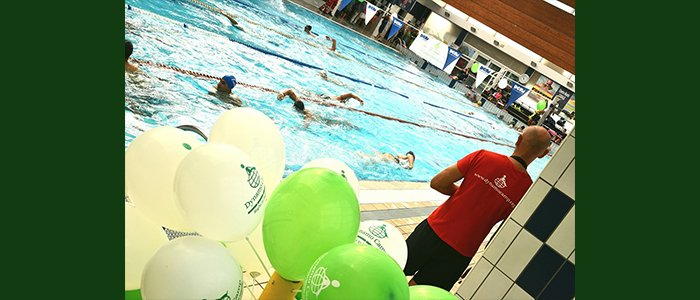 """""""Una vasca per i bambini di Dynamo"""": 12 ore di nuoto per Dynamo Camp"""