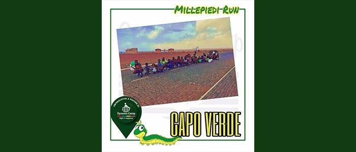 Millepiedi Run, un'iniziativa tutta italiana… che arriva fino a Capo Verde