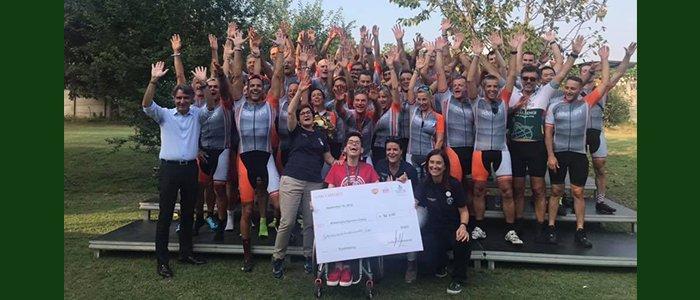Ride for Joy   GSK for Dynamo Camp: pedalate di gioia!
