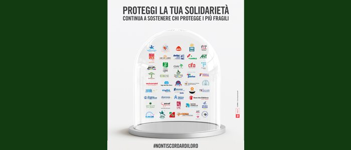 Dynamo Camp partecipa alla campagna #NONTISCORDARDILORO