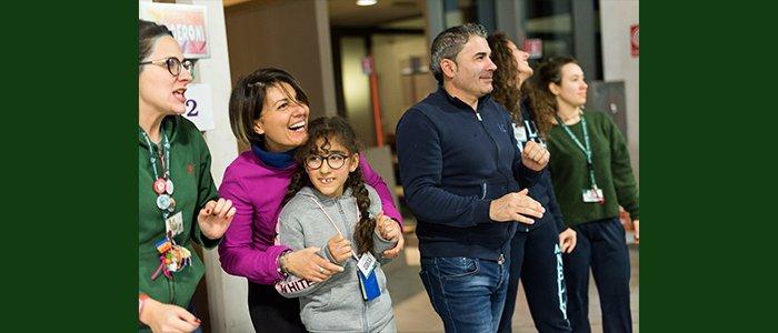 Fondazione della Comunità Bergamasca porta teatro e musical negli ospedali con i Dynamo Programs