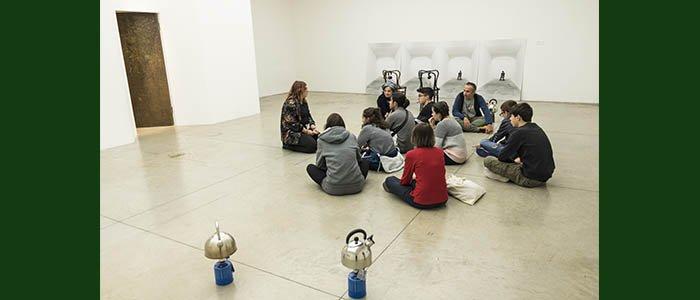 Fondazione Cassa di Risparmio in Bologna tra Terapia Ricreativa e progetti d'arte