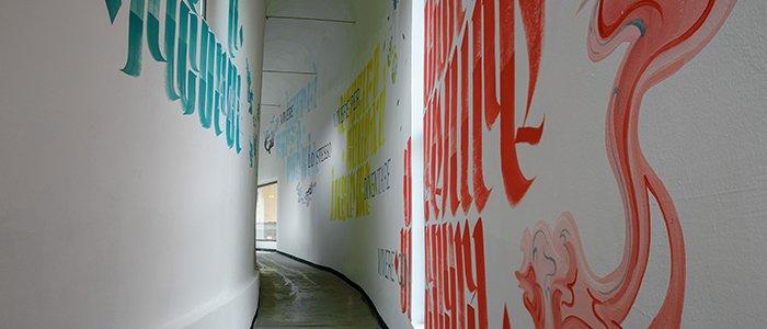 Poesia di strada per il nostro Wish Wall