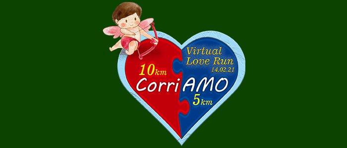 Correre con amore e con L'amore: la Virtual Love Run di San Valentino scalda cuori ed animi!