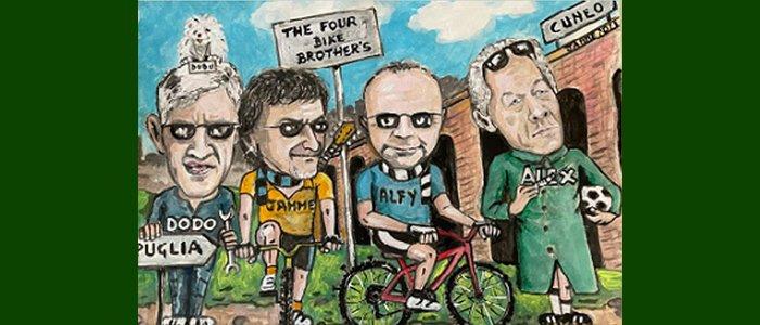 Bike brothers: pedalare fa bene al cuore