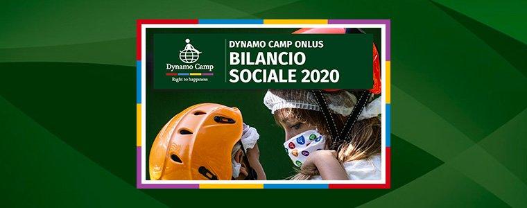 Il Bilancio 2020 di Dynamo Camp diventa sociale