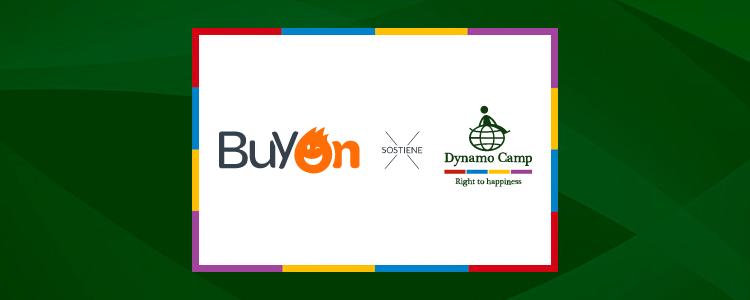 BuyOn Cashcka solidale Online Dynamo