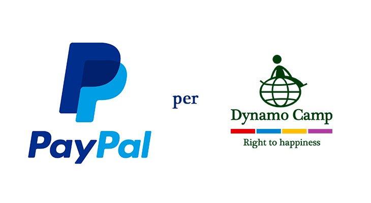 PayPal Give at Checkout per Dynamo Camp